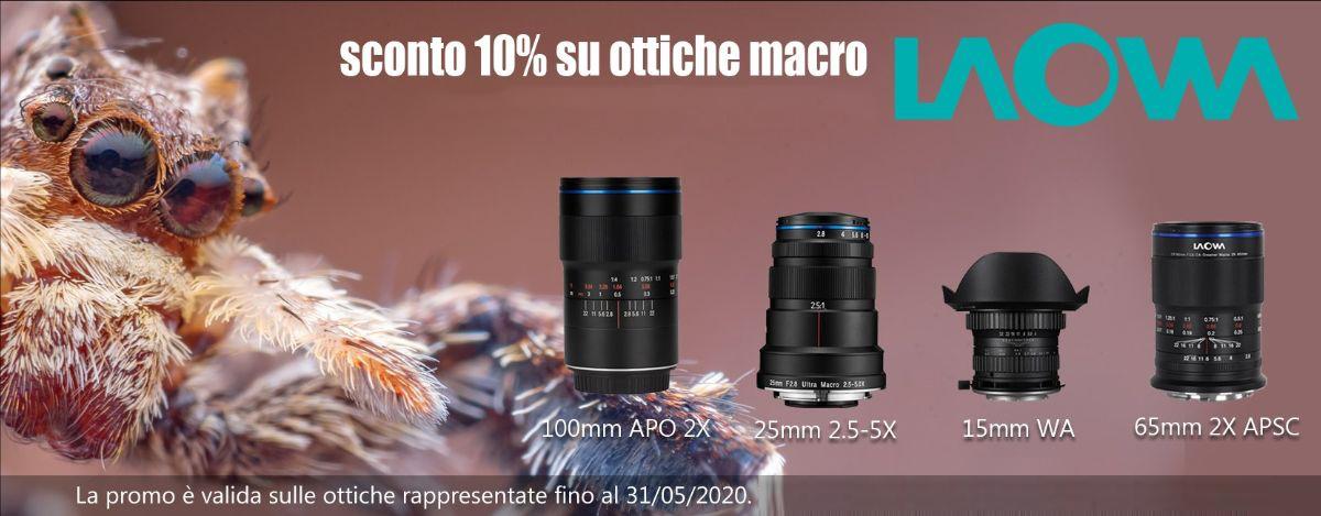 Promo LAOWA 10%